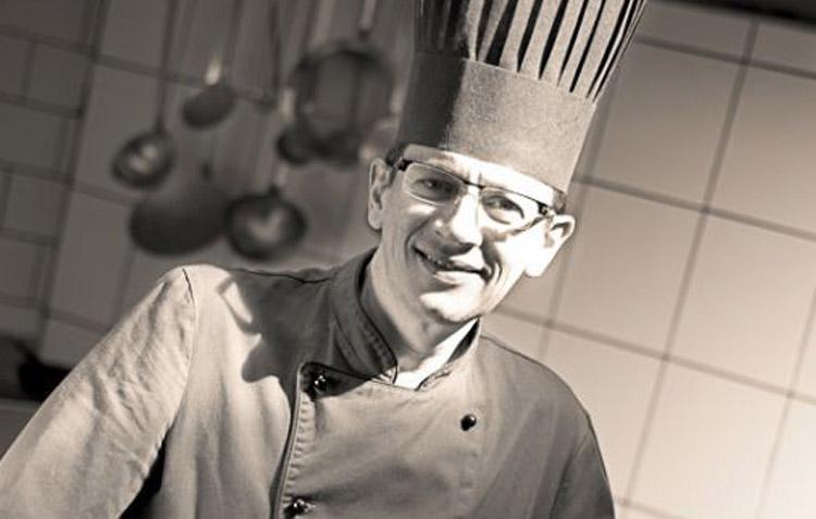 Chef cuisinier du restaurant Le Viaduc